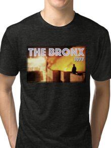 The Bronx, 1977 Tri-blend T-Shirt