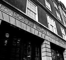 Fire in Knightsbridge by Rowan Kanagarajah