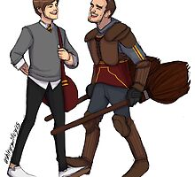 Hogwarts Louis and Liam by ashleyrguillory