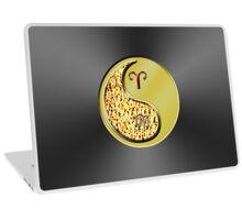 Aries & Rabbit Yin Metal Laptop Skin