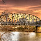 Arkadelphia Bridge 2 by wadesimages