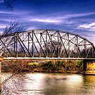 Arkadelphia Bridge 5 by wadesimages