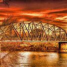 Arkadelphia Bridge 6 by wadesimages