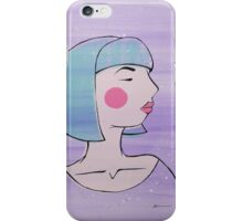 Lavender Doll iPhone Case/Skin