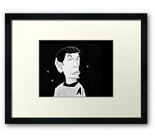 Trekker  Framed Print