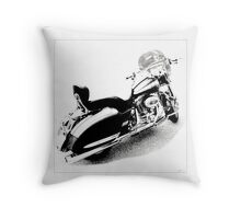 CVO Road King Throw Pillow
