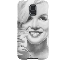 Cheers Marilyn Samsung Galaxy Case/Skin
