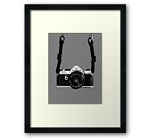 Classic Vintage 35mm Film SLR Camera Pentax MX  Framed Print