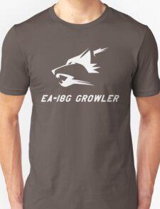 EA-18G Growler - WHITE Unisex T-Shirt