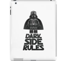 Dark side lego iPad Case/Skin
