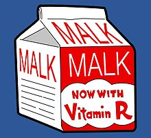 But I Always Drink Plenty of... Malk? by See My Shirt