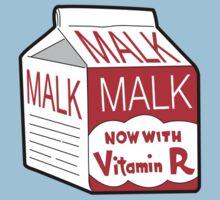But I Always Drink Plenty of... Malk? Kids Tee