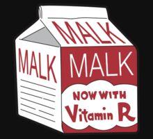 But I Always Drink Plenty of... Malk? One Piece - Short Sleeve