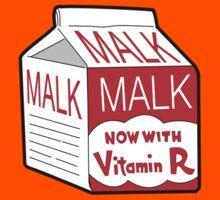But I Always Drink Plenty of... Malk? Kids Clothes