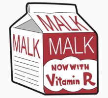 But I Always Drink Plenty of... Malk? Kids Clothes