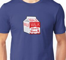 But I Always Drink Plenty of... Malk? Unisex T-Shirt
