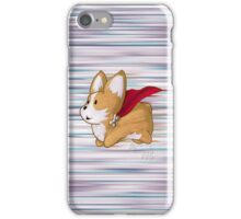 Super Corgi iPhone Case/Skin
