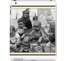 Dolls on the Street  iPad Case/Skin