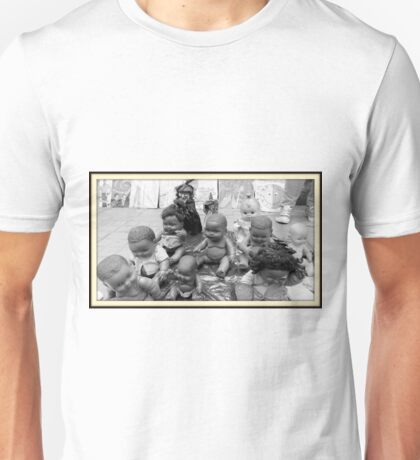 Dolls on the Street  Unisex T-Shirt