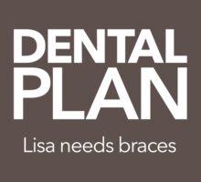 Dental Plan! One Piece - Short Sleeve