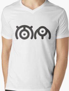 Alph Apparel - Mm Parody Mens V-Neck T-Shirt