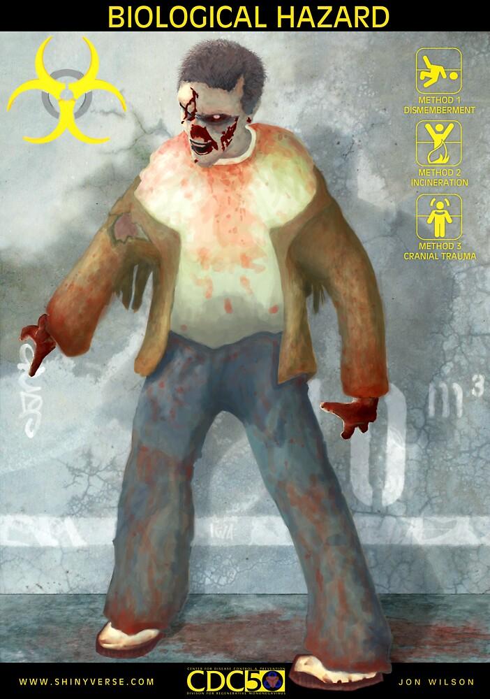 Biological Hazard by Jonathan Wilson