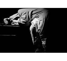 Tough Night Photographic Print