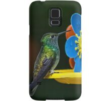 Hummingbird of Iguazu Samsung Galaxy Case/Skin