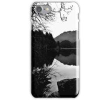 Lake Crescent, Washington State iPhone Case/Skin