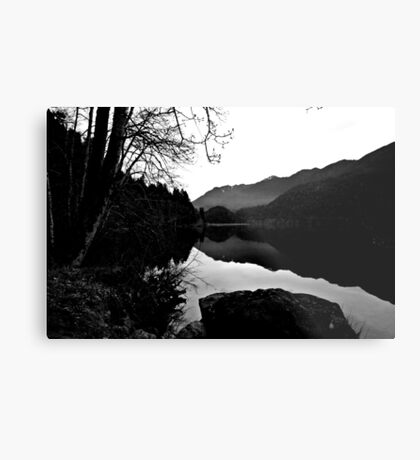 Lake Crescent, Washington State Metal Print