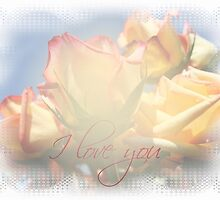 I Love You by Vickie Emms