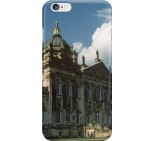 Facade of Castle Howard North Yorkshire England 19840602 0127 iPhone Case/Skin
