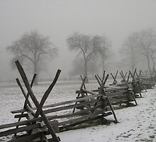 A Morning Fog by JDNarts