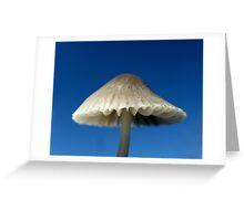 Shroom Greeting Card