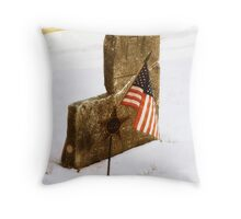 1776 Throw Pillow