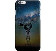 Flinders Windmill and Galaxy iPhone Case/Skin