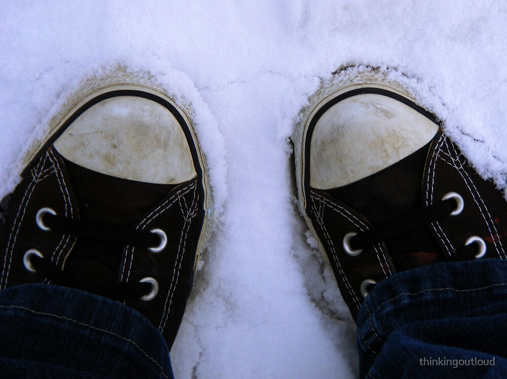 2feet of snow by thinkingoutloud