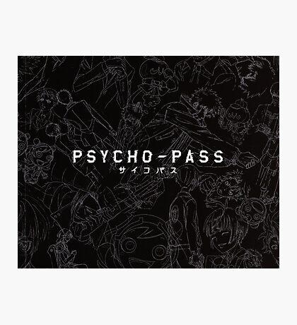 Psycho-Pass Photographic Print