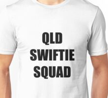 QLD Swiftie Squad Unisex T-Shirt