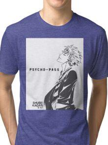 Psycho-Pass Kagari Tri-blend T-Shirt
