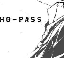 Psycho-Pass Kagari Sticker