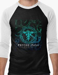 Psycho-Pass Men's Baseball ¾ T-Shirt