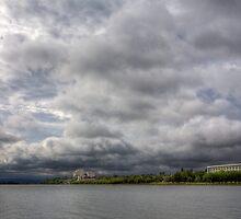 Lake Burley Griffin by Josh Boucher