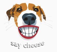 """Harry says """"cheese"""" by Matt Mawson"""