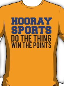 Hooray Sports Win Points T-Shirt