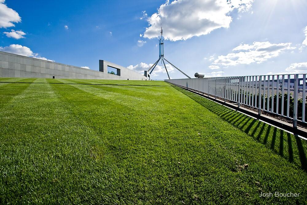Parliament House by Josh Boucher