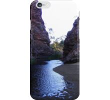 Daybreak at Simpsons Gap NT iPhone Case/Skin