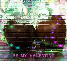 Be My Valentine by Katagram