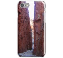 Angkerle (Standley Chasm) NT iPhone Case/Skin