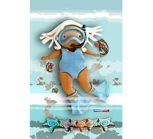 CHUNKIE Diver Photographic Print
